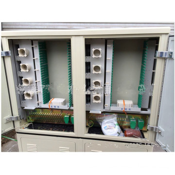 FTTH Cabinets and Accessories-576cores Cabinet