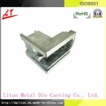 Aleación de aluminio de calidad superior fundición piezas de conectores de muebles
