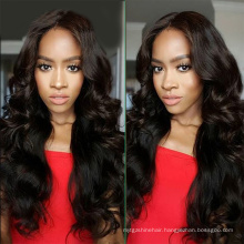 Raw Virgin Unprocessed 13*3 Full Lace Peruvian Body Wave Hair Frontal Lace Closure With Bundles, Virgin Hair Bundles
