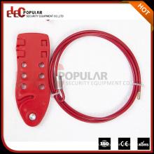 Elecpopular China Fábrica de bloqueo de alambre de los fabricantes Resistente al cable eléctrico de bloqueo de válvula