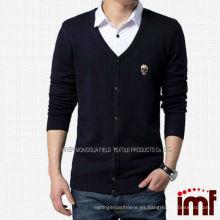 El más nuevo suéter atractivo de la rebeca del estilo del suéter del Mens