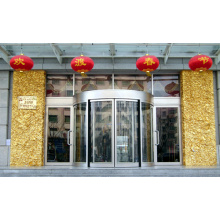 Automatic Door Sliding Door dengan Interlock