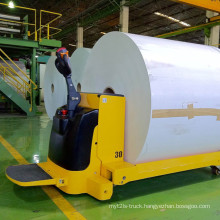 3.0Ton Electric Paper Roll Pallet Truck