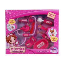 Brinquedos de educação de médico Play Set para crianças