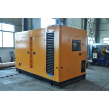 Soundproof Cummins Diesel Generator