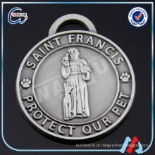 Pingente da medalha milagrosa de san francis