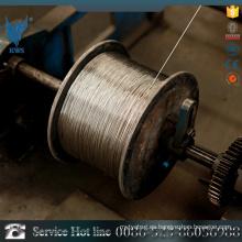 El precio de la fábrica Pequeño diámetro de alambre de acero inoxidable