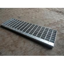 Serrated thép Bar Grating Treads