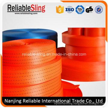 50mm Colorful Polyester Webbing for Safety Belt