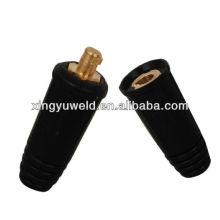 Cable de soldadura Conector / conector de cable