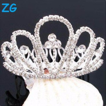 Hochzeitshaarkamm Großhandelshaarzusätze französische Barrettehaarclips Metallhaarkämme Haarzusatzgroßverkaufporzellan