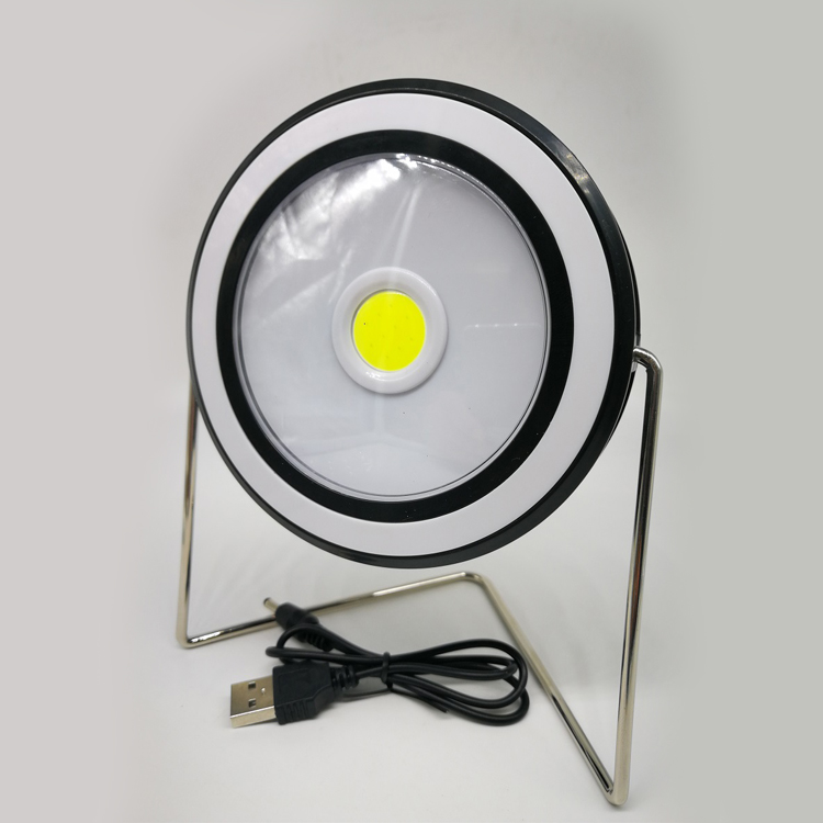 Rotatable Solar LED COB Work Light