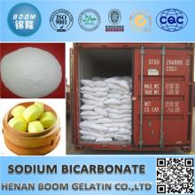 Bicarbonato de sodio de la venta caliente 80-120 de la malla
