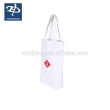 Saco de compras ecológico ecológico do algodão da sacola reusável maioria da lona