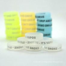 100% новый бренд Vape Band E сигареты аксессуары Светящиеся силиконовые кольца