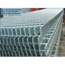 industrial heavy duty pavement bar grating