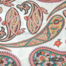 Tela de la tela cruzada del viscose del poliester del LC de 120days