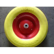 Roda de PU 400-8