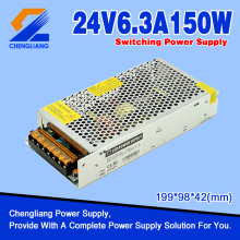 24V 150W Power Supply Untuk LED 5050