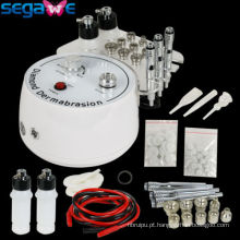 NF108 3in1 Mini Micro Dermabrasion Beauty Machine Skin Peeling Equipment Envio dos EUA