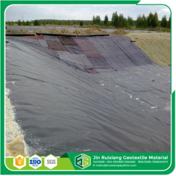 100 geomembrana de forro de lago de fazenda de peixes hdpe virgem