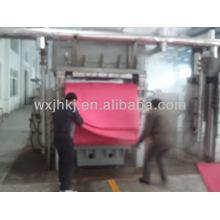 800 tonnes eva moussant press, presse mousse epdm