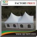 Tentes de pagodes de fête 5x5m en aluminium pour usage de jardin
