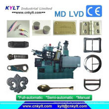 PLC Full Auto Metall Zink Reißverschluss Druckguss Making Machine