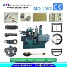 PLC Full Auto Metal Zinc Zipper Die Casting Making Machine