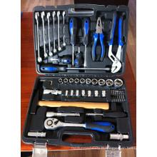 """56PCS 1/2 """"Dr. & 1/4"""" Dr. Trousse à outils"""