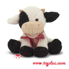 plush soft cow toy
