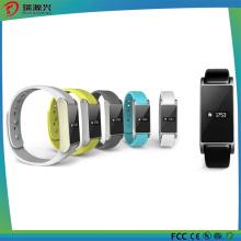 OLED Display Bluetooth 4.0 Smart Bracelet para iPhone Android