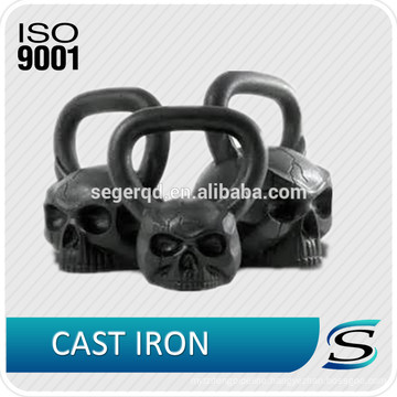 Custom special kettlebell in different shapes