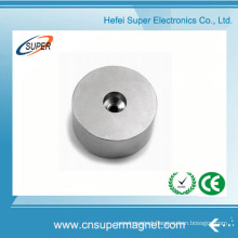 Disc (16*5mm) Neodymium Magnets with Hole