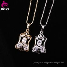 De Bonne Qualité Gemstone Silver Pendants Jewelry