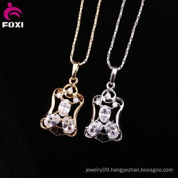 Good Quality Gemstone Silver Pendants Jewelry