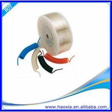 Hecho en China Pneumatic PU tubo azul