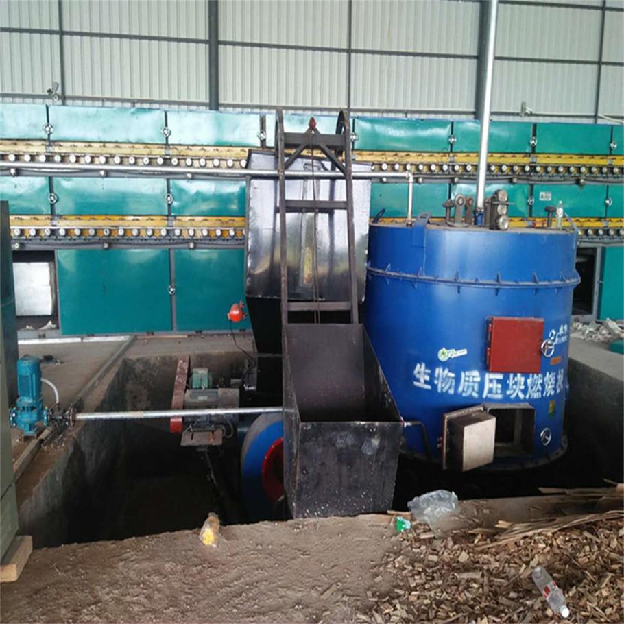 Biomass Veneer Dryer