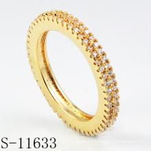Новый Дизайн Мода Ювелирные Изделия 925 Серебряное Кольцо (С-11633)