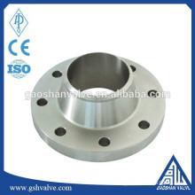 GOST standard steel welding neck flange