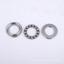 Aço inoxidável axiais de rolamento de esferas (SS51100, 51200)