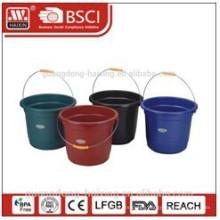 plastic bucket w/o lid 8L/12L