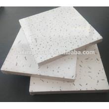 Teto falso da fibra mineral do sistema métrico de 600x600mm