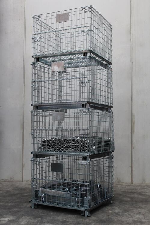 Good High Strength Pallet Cage