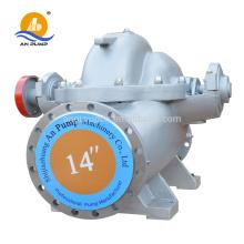 Pompe à eau double aspiration en acier inoxydable haut débit