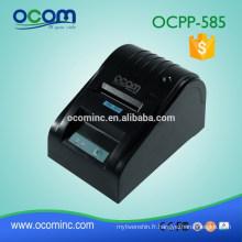 Machine thermique bon marché d'imprimante de position de facture pour l'Inde et le marché du Moyen-Orient (OCPP-585)