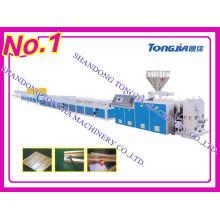 PVC/PE/PP Wood Plastic Profile Machine/ Extrusion Machine