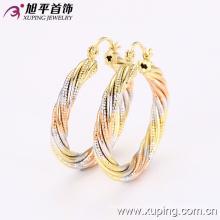Pendiente multicolor de la manera de Xuping (27169)