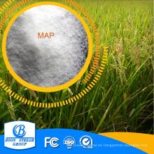 Alta calidad de fosfato monoamónico MAP 99% Grado Técnico