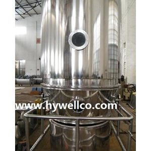 Powder and Granule Fluidizing Bed Dryer
